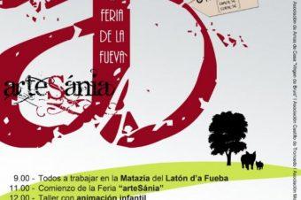 El Latón de La Fueva protagonista de ArteSánia