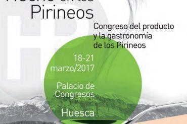 """Nuestra presencia en el congreso """"Hecho en los Pirineos"""""""