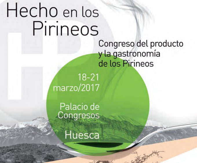 Nuestra presencia en el congreso «Hecho en los Pirineos»