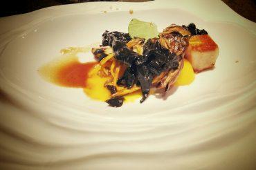 Latón con sabor a Restaurante Callizo Aínsa