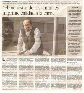 articulo sobre bienestar animal